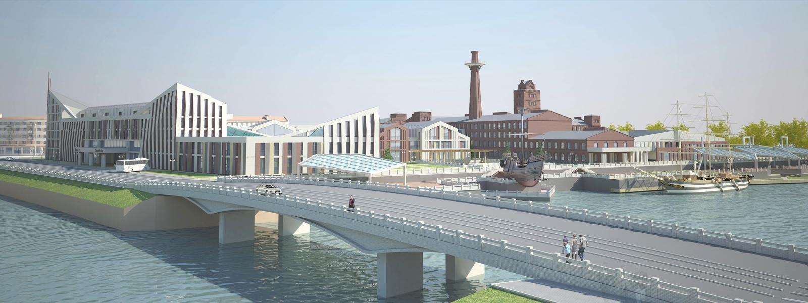 work-Преобразование промышленных территорий на примере гостиничного комплекса в Санкт-Петербурге