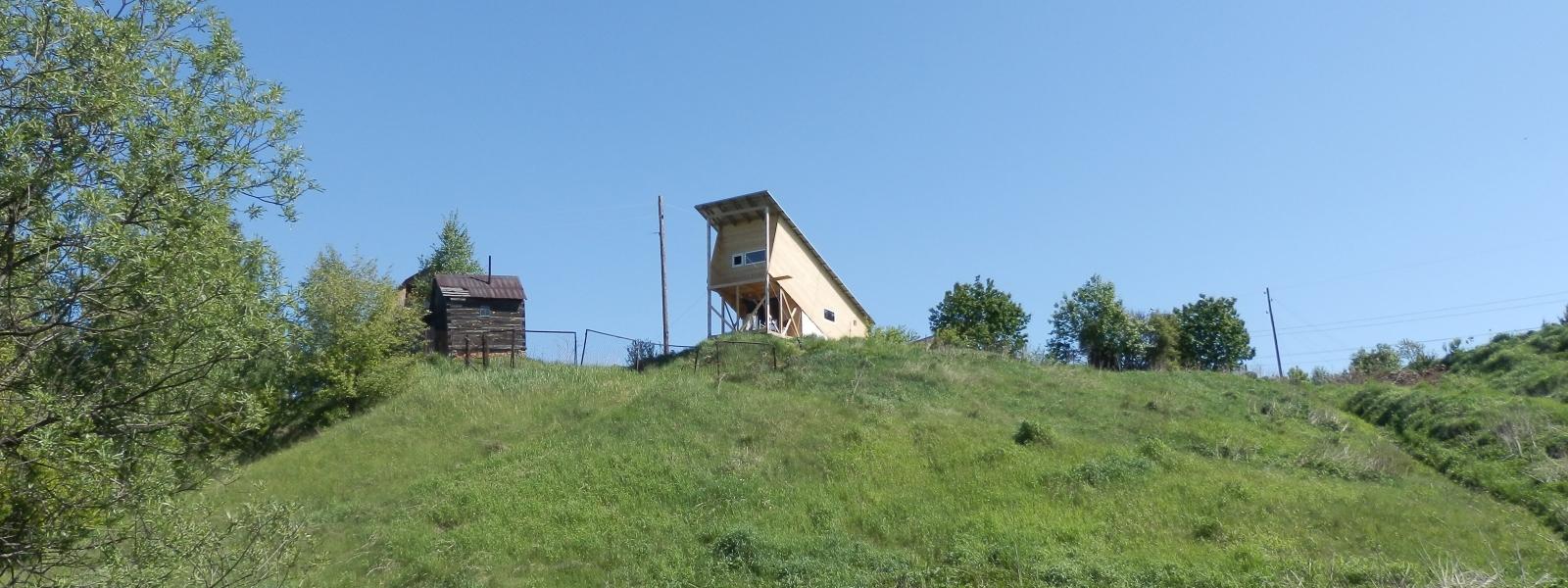 work-Летний дом для архитектора под Новосибирском
