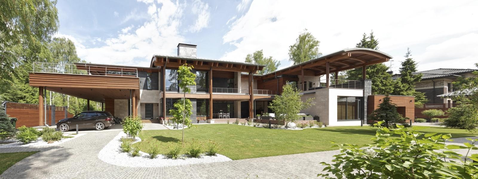 work-Индивидуальный жилой дом Omega house