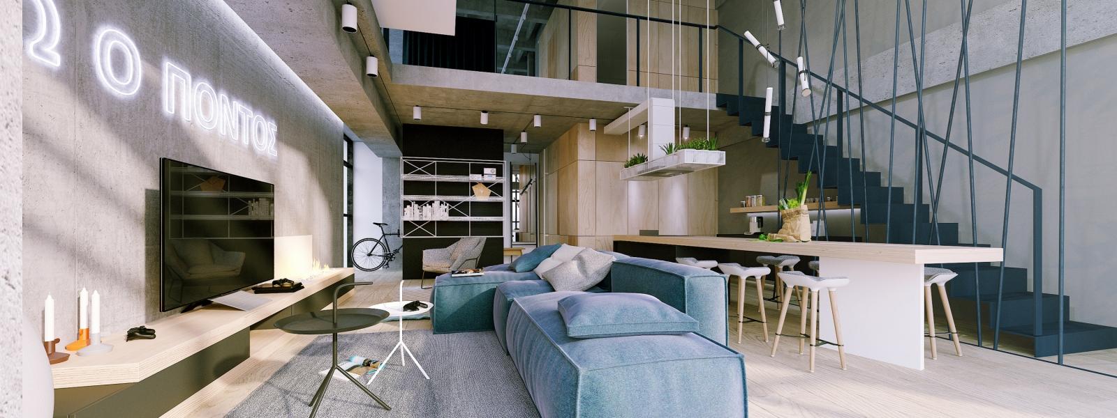 work-S39 apartment