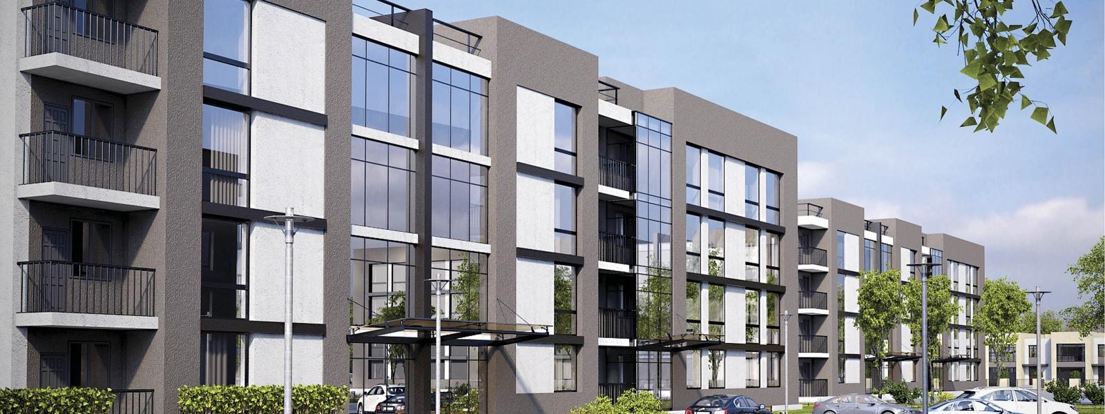 work-Архитектурно-градостроительная концепция нового микрорайона в Тюмени