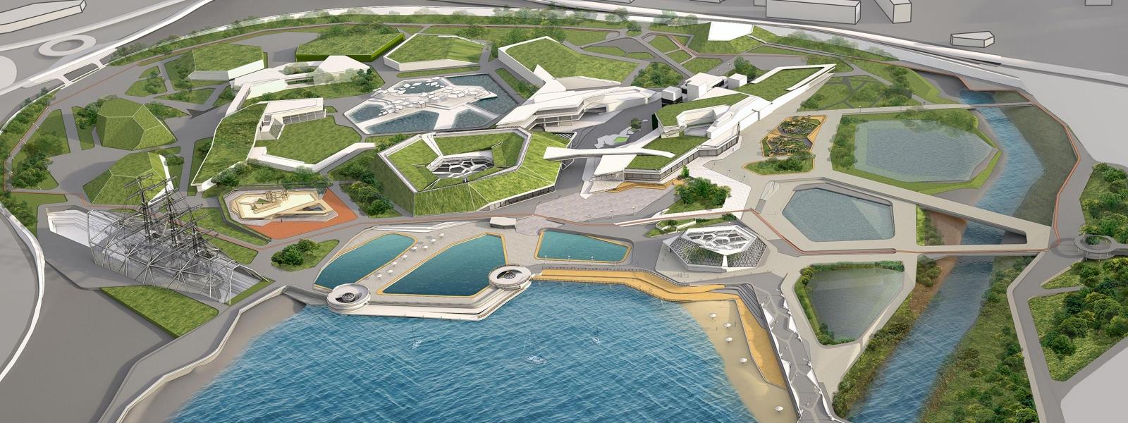 work-Центр восстановления водной среды во Владивостоке